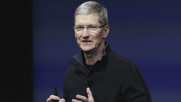 Tim Cook praises GDPR, warns about 'weaponised data'