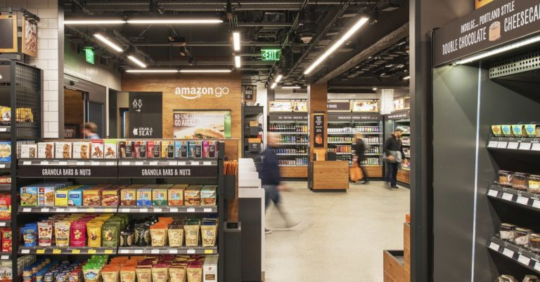 Stepping Into an Amazon Store Helps It Get Inside Your Head