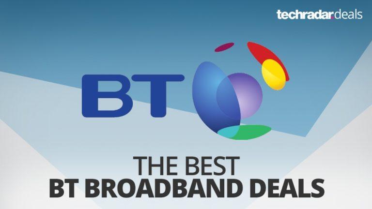 The best BT broadband deals in October 2018