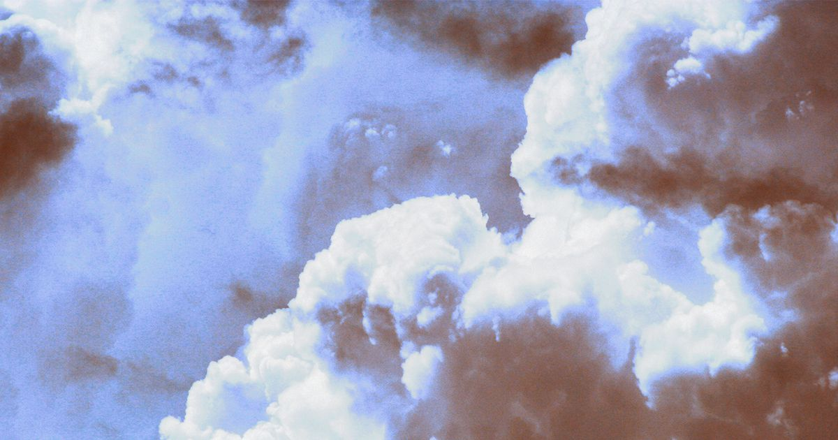 Clouds Dust
