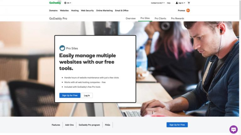 These are the top reasons you should trust GoDaddy Pro for your website