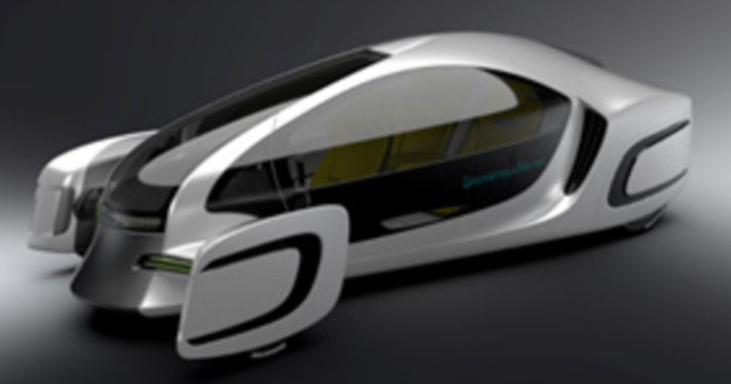 This Super-Light Plastic Car May Be the Future of Electric Vehicles 9