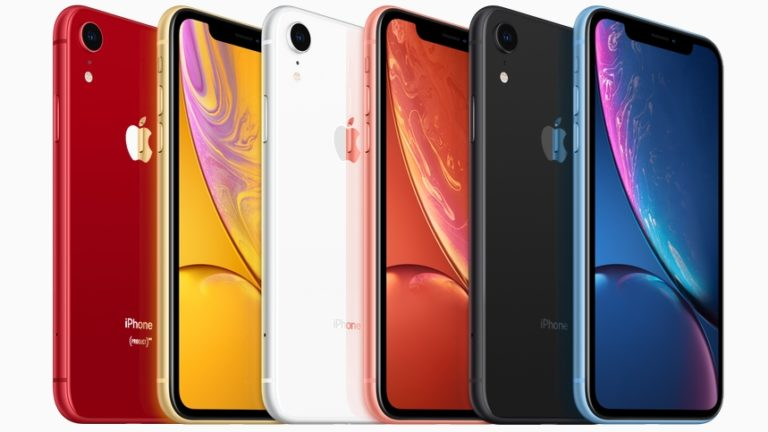 iPhone XR colors: how to choose the right shade for you