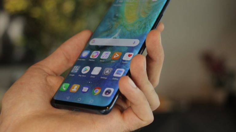 Huawei takes the lead with the HUAWEI Mate 20 Pro