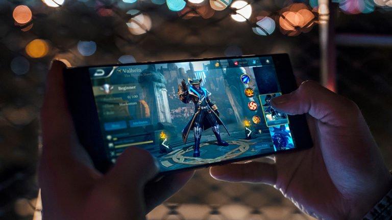 Samsung gaming phone rumored again with Apple-rivaling GPU