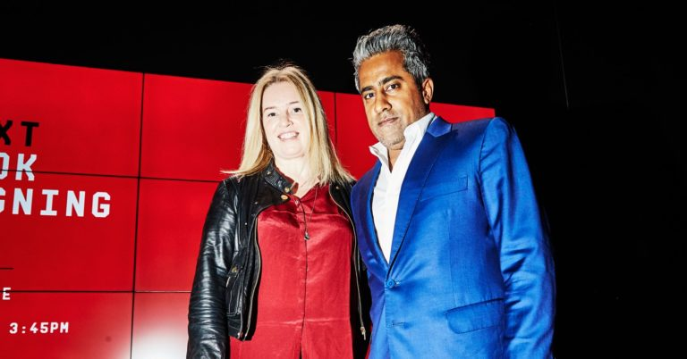 Anand Giridharadas on Saudi Money and Silicon Valley Hypocrisy