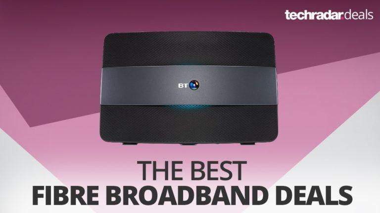 The best fibre broadband deals in October 2018