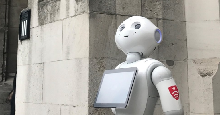 A Robot Is Scheduled to Testify in Front of the UK Parliament
