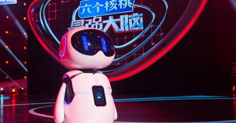 An AI Research Supergroup Just Added Its First Chinese Firm