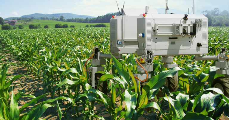 Climate Change and Gene Editing Are Spurring a Tech Boom in Agriculture