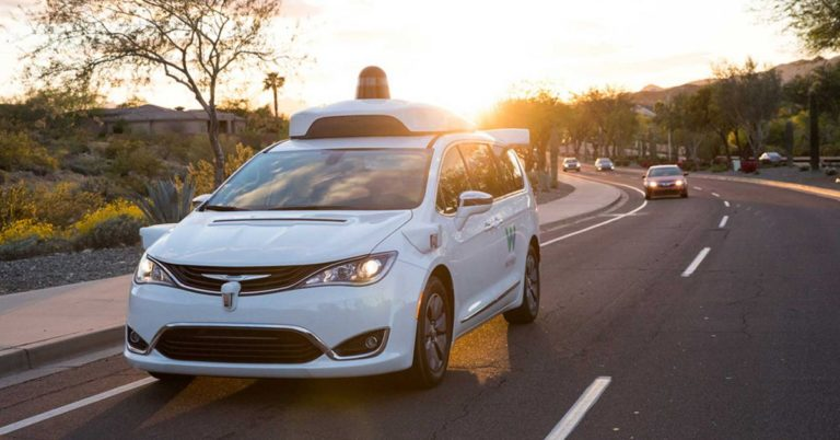 Waymo's Self-Driving Cars Will No Longer Have Safety Drivers