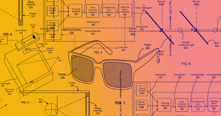 Facebook Sees a Future in Augmented Reality Glasses