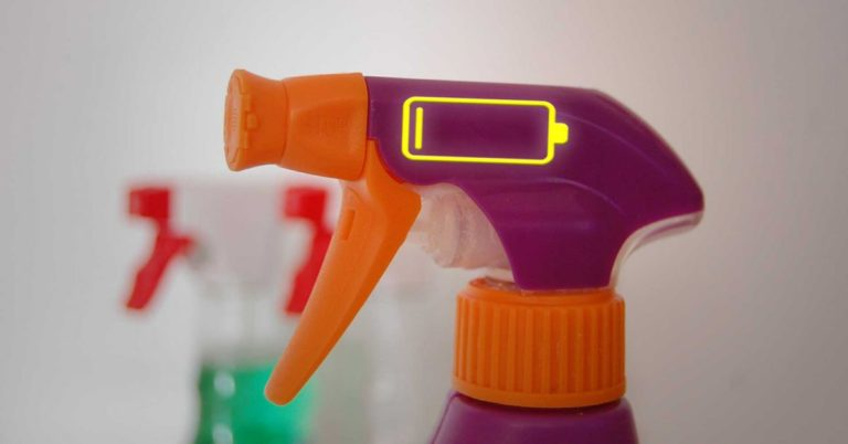 In the Future, Even Your Dish Detergent Will be Spying on You