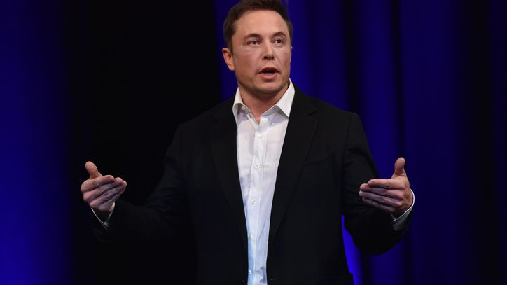 Elon Musk thinks flying cars will chop our heads off