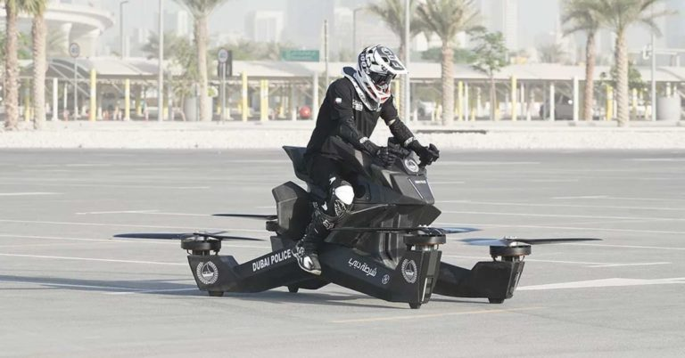 You Can Now Preorder a $150,000 Hoverbike