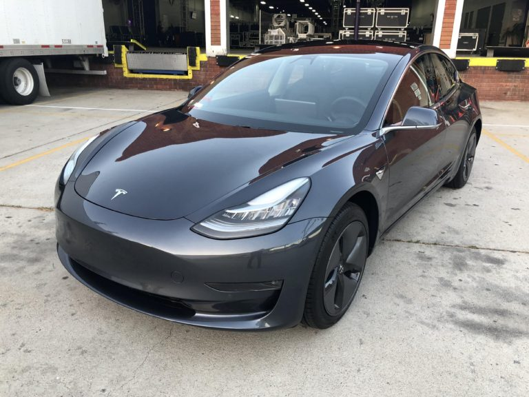 Model 3 and me – Video