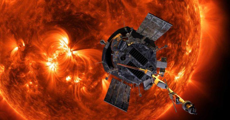 NASA's Solar Probe Just Broke Two World Records