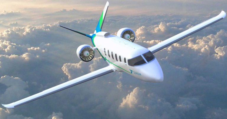 New Battery Tech Could Power a Flight from San Francisco to Los Angeles – Futurism