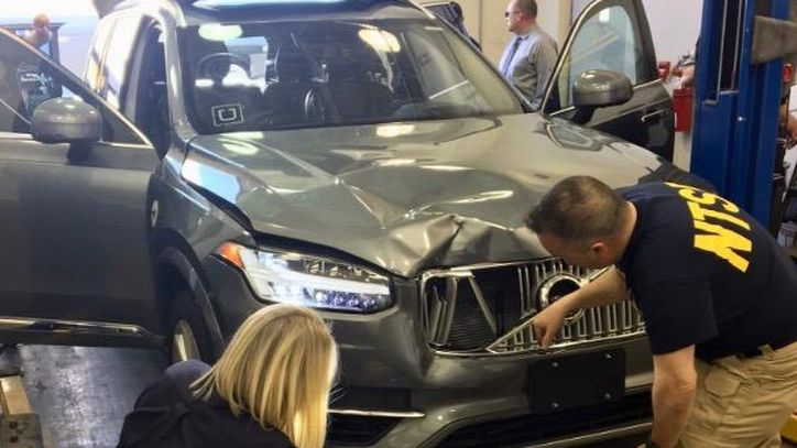 Uber's fatal driverless car crash could've been avoided, say experts