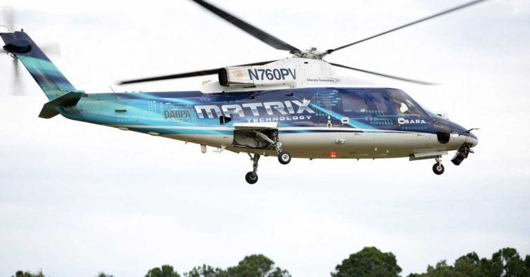 You Can Fly DARPA's Idiot-Proof Helicopter With 45 Mins of Training