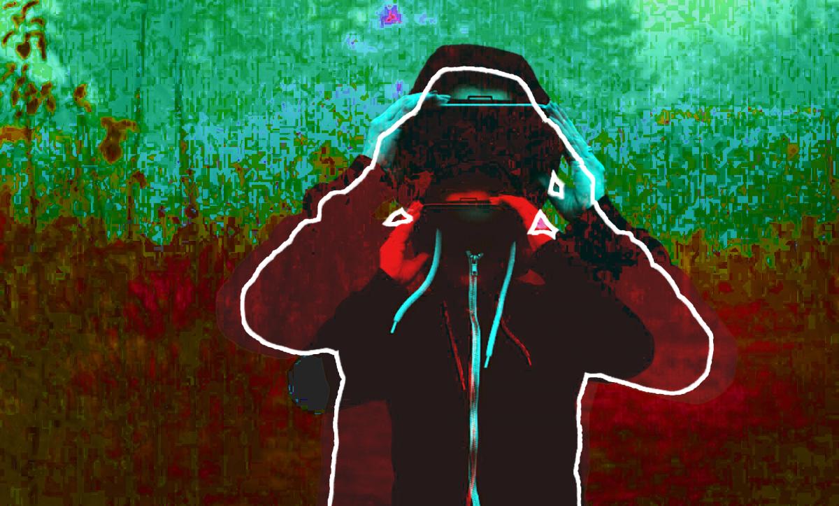 virtual reality social media glimpse