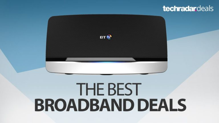 The best broadband deals in October 2018: offers from £13.99pm compared