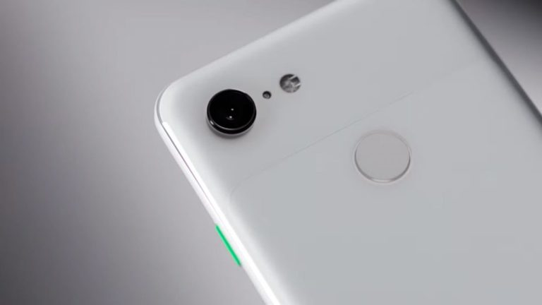 Here's another unofficial look at the upcoming Pixel 3 Lite