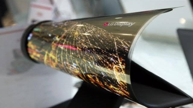 LG could unveil a foldable phone in early 2019