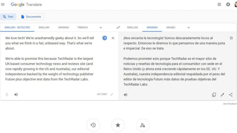 Google Translate gets a much-needed makeover
