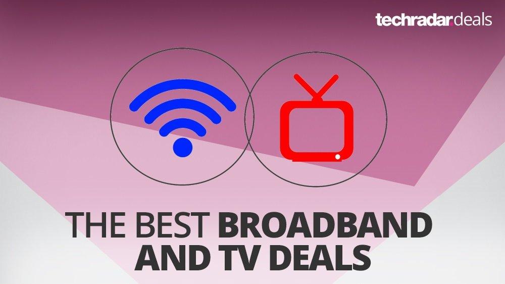 best deals tv broadband