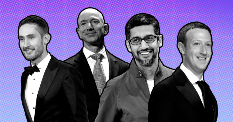 How Google and Amazon Got So Big Without Being Regulated