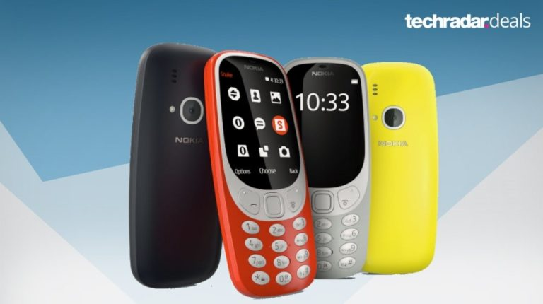 The best Nokia 3310 deals and prices in November 2018