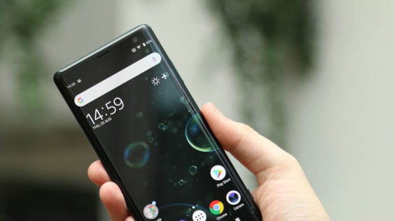 This could be our first look at the Sony Xperia XZ4