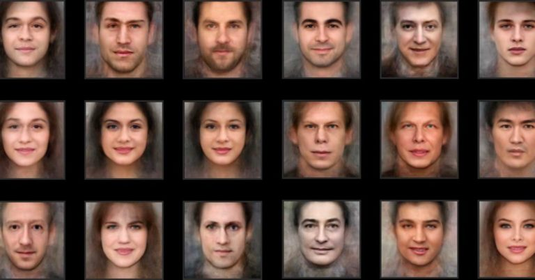 This Website Will Generate an AI Portrait of You