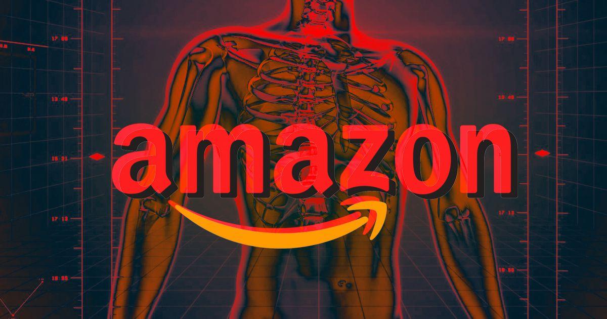 amazon advance healthcare industry