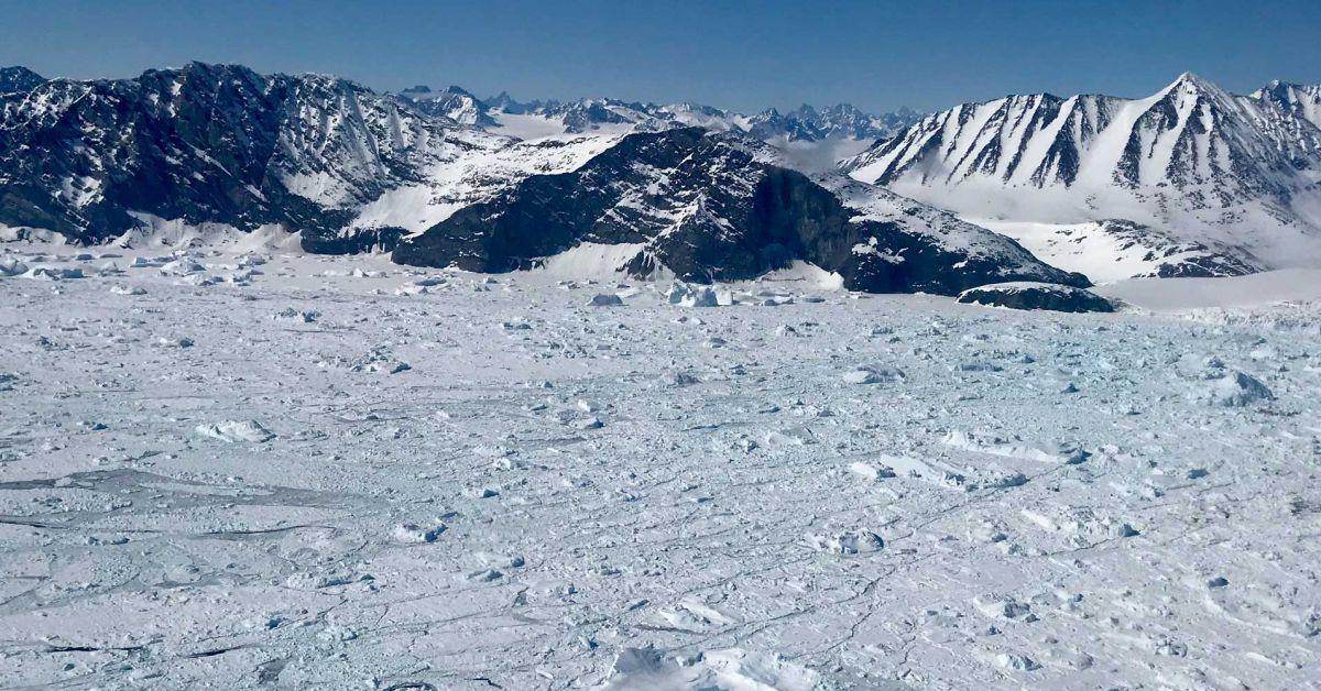 arctic ice melt causes