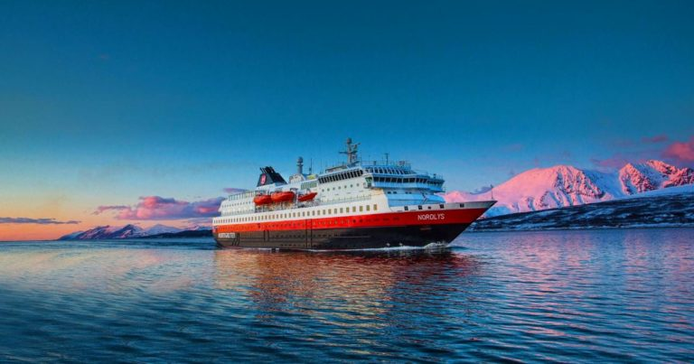 A Cruise Line Plans to Power Its Ships with Dead Fish