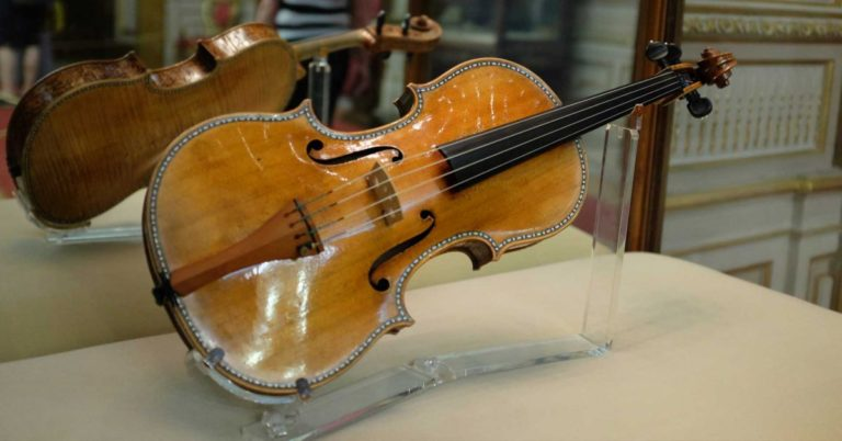 Why a Blockchain Startup Bought This $9 Million Stradivarius Violin – Futurism