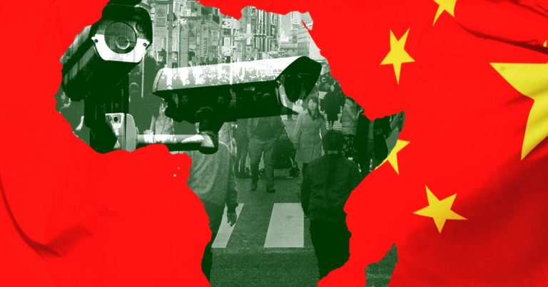 China Is Helping African Nations Spy on Their Citizens