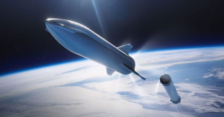 Elon Musk Just Changed the BFR's Name for a Fourth Time