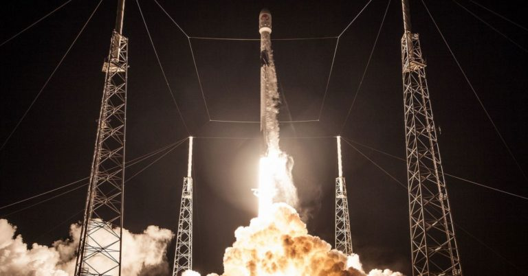 NASA Certifies SpaceX's Falcon 9 to Launch Its Top Missions – Futurism