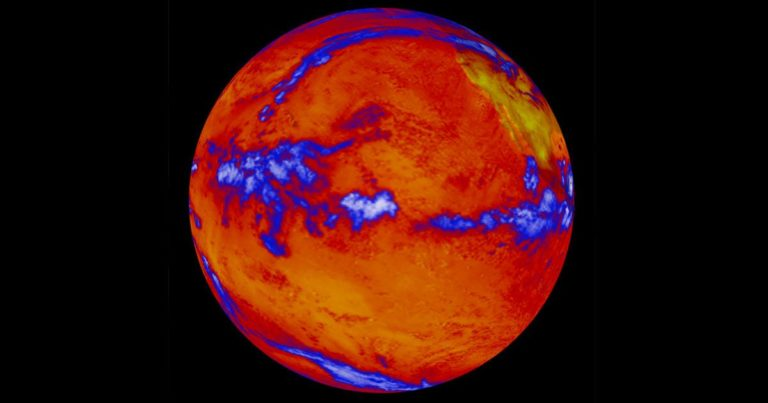 Global Temps Could Rise 9 Degrees Fahrenheit by 2100