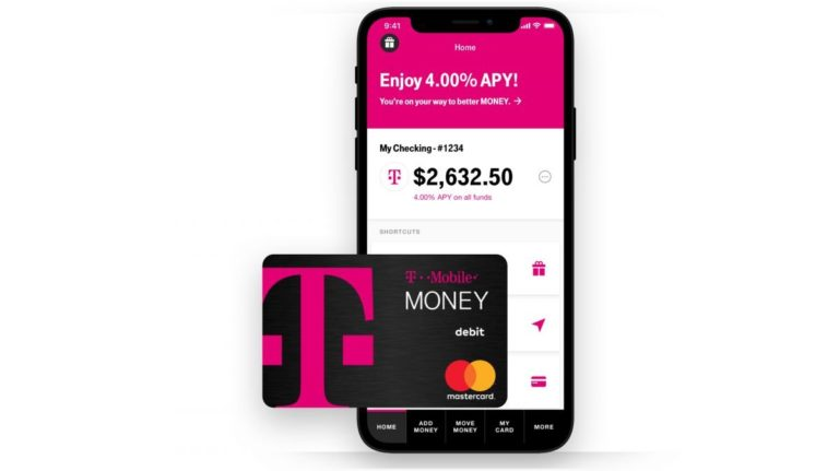T-Mobile quietly launches site for mobile banking service