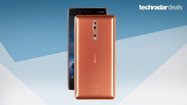 The best Nokia 8 deals in November 2018
