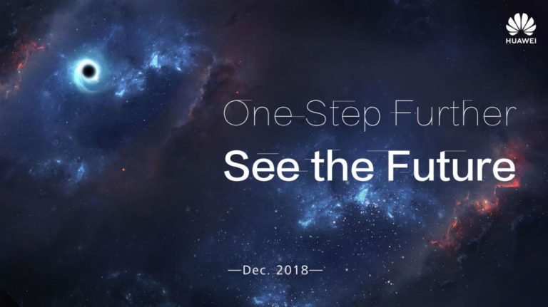 Huawei teases smartphone which could beat Samsung Galaxy S10 to a key feature
