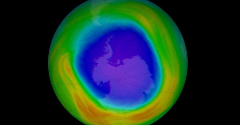 Our Efforts to Heal the Ozone Layer Are Finally Paying Off – Futurism
