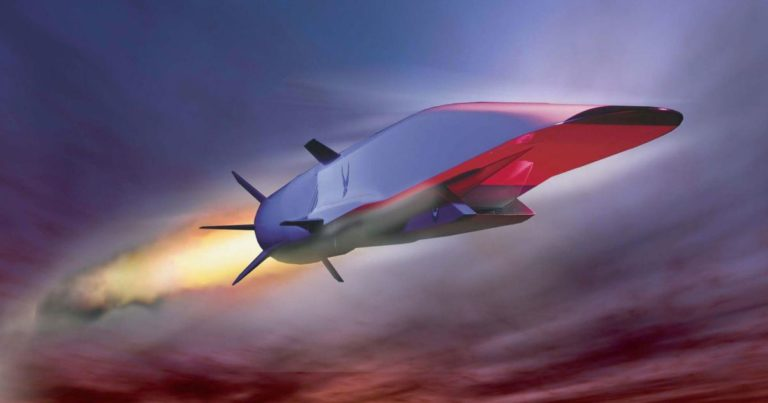 "The Pentagon Needs Help Intercepting ""Hypersonic"" Nukes – Futurism"