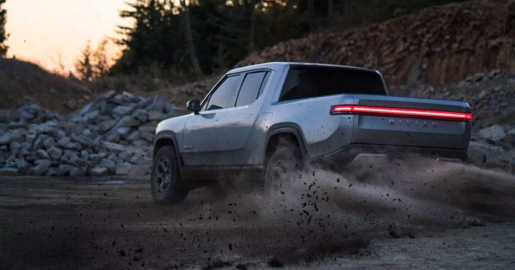 Rivian's Electric Truck Will Drop in 2020 8