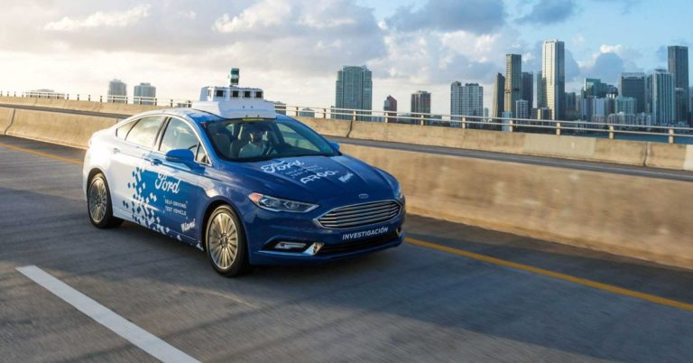 Ford and Walmart Want Self-Driving Cars to Deliver Your Groceries – Futurism