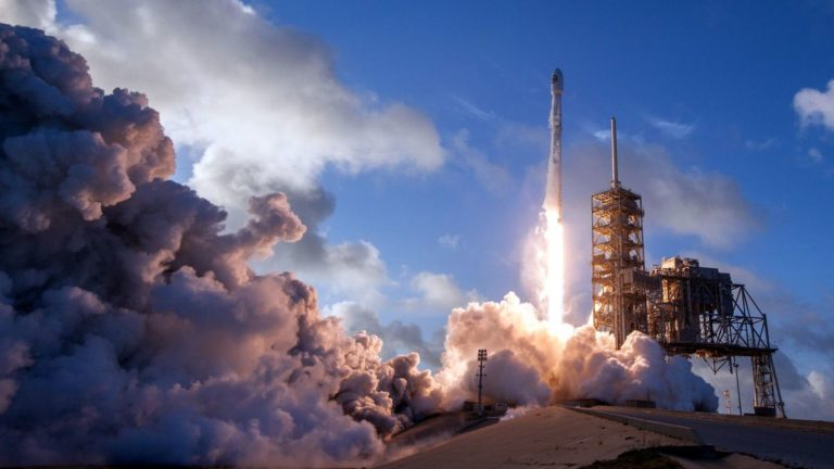 NASA Announces Date for First SpaceX Crew Dragon Test Flight